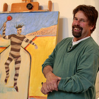 Artists of Whidbey Island: Bruce Morrow