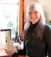 Artists of Whidbey Island: Joan Govedare